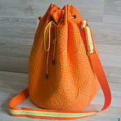 Сумки и аксессуары handmade. Livemaster - original item The bag of