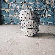 Посуда ручной работы. Ярмарка Мастеров - ручная работа пиала с пупырками. Handmade.