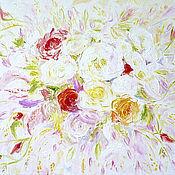 """Картины и панно ручной работы. Ярмарка Мастеров - ручная работа Картина """"Песнь Любви"""". Handmade."""