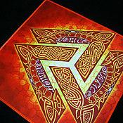 Фен-шуй и эзотерика handmade. Livemaster - original item Rune cloth