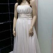 Свадебный салон ручной работы. Ярмарка Мастеров - ручная работа Свадебное платье   СВ-Д. Handmade.