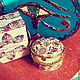 """Натуральные духи ручной работы. Твердые духи """"Царица Египта"""" на восковой основе.. Otvintage. Интернет-магазин Ярмарка Мастеров."""