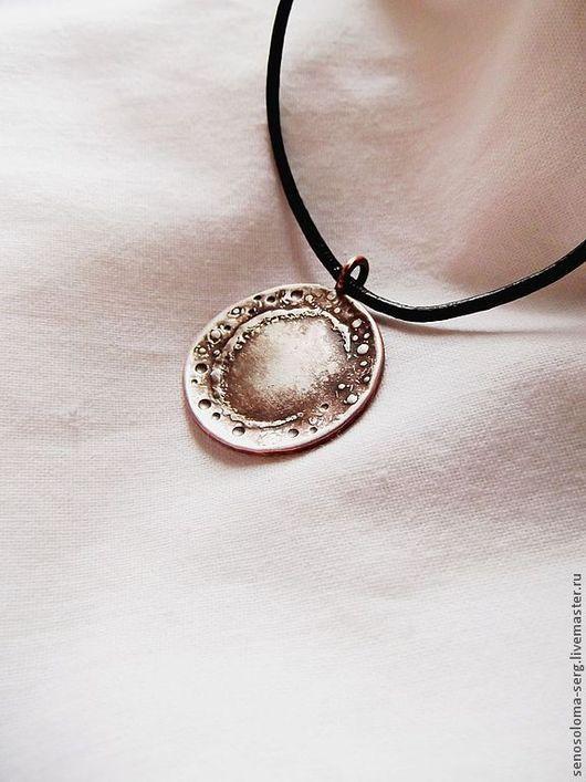 """Кулоны, подвески ручной работы. Ярмарка Мастеров - ручная работа. Купить Медальон """"Лунное сияние"""". Handmade. Луна, кулон луна"""
