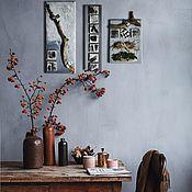 Для дома и интерьера handmade. Livemaster - original item Companion paintings