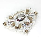 Свадебный салон handmade. Livemaster - original item A set of wedding jewelry,