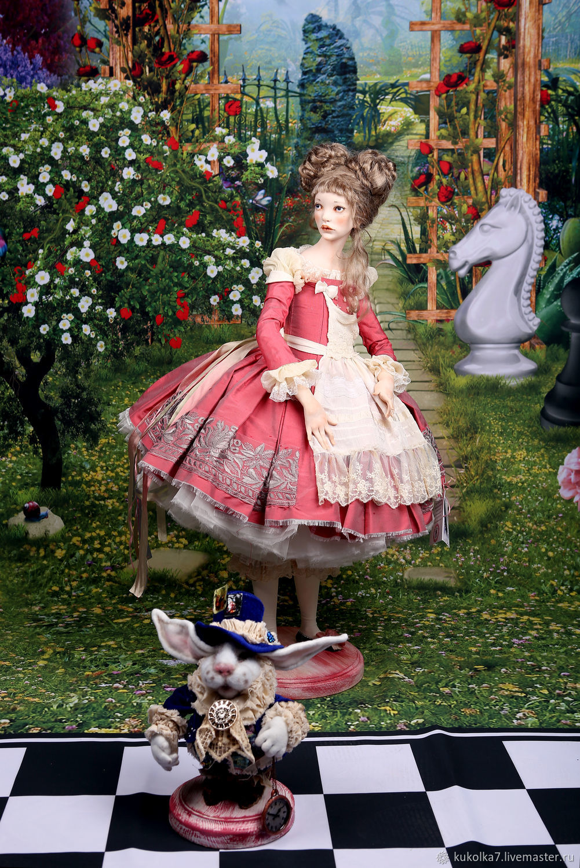 Collectible Author's doll, Dolls, Ramenskoye,  Фото №1