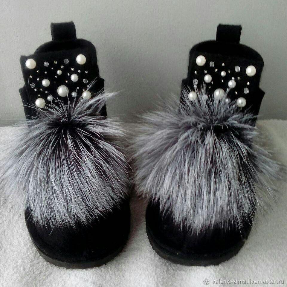 Boots ZIMA, Felt boots, Kirov,  Фото №1