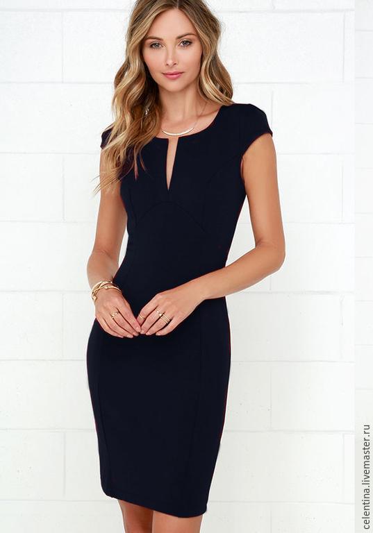 Темное платье с доставкой