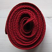 """Шали ручной работы. Ярмарка Мастеров - ручная работа Шали: Треугольный платок-шарф """"калина..."""" Ручная работа. Handmade."""