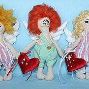 Куклы и игрушки ручной работы. Ярмарка Мастеров - ручная работа Валентинки. Handmade.