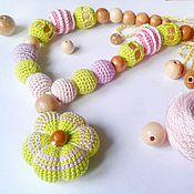 """Одежда ручной работы. Ярмарка Мастеров - ручная работа Слингобусы """"Весенний цветок"""". Handmade."""