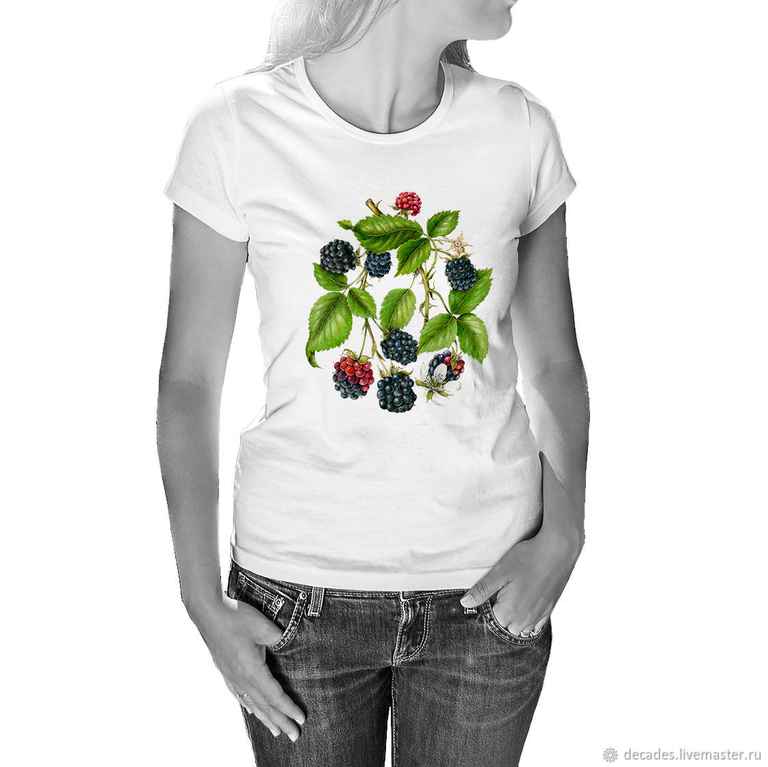 BlackBerry T-Shirt, T-shirts, Moscow,  Фото №1