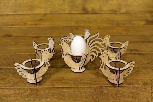 Яйца ручной работы. Ярмарка Мастеров - ручная работа. Купить Подставки для Пасхальных яиц. Handmade. Комбинированный, подставки для яиц