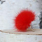 Украшения ручной работы. Ярмарка Мастеров - ручная работа кольцо красно-оранжевое. Handmade.