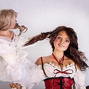 Куклы и игрушки ручной работы. Ярмарка Мастеров - ручная работа Разговор с ангелом. Handmade.
