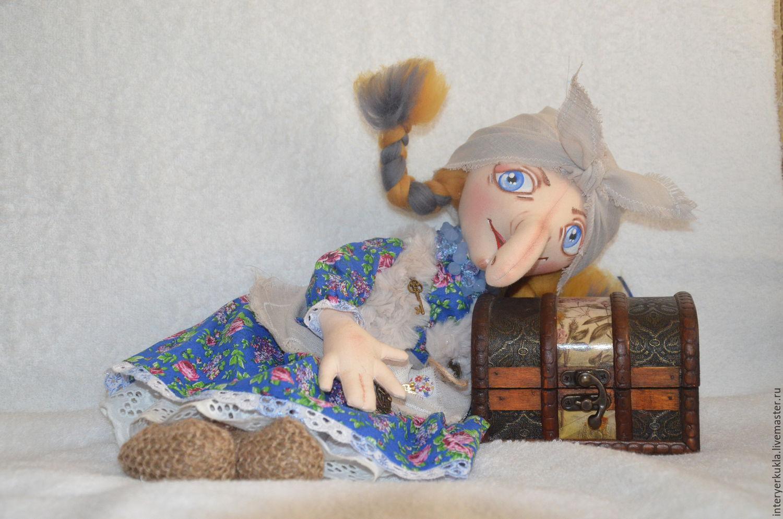 Баба Яга, Сказочные персонажи, Коломна, Фото №1