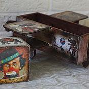 Для дома и интерьера handmade. Livemaster - original item Old circus set. Handmade.