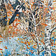 magpies. Autumn. Pictures. Pictures for the soul (RozaSavinova). My Livemaster. Фото №4