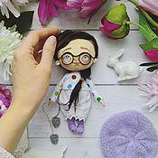 """Куклы и игрушки ручной работы. Ярмарка Мастеров - ручная работа Авторская кукла """"Малышка """". Handmade."""