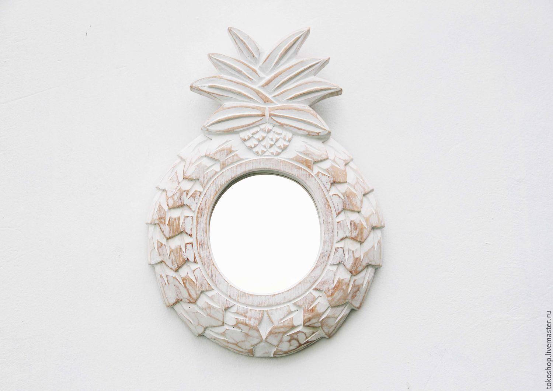 Mirror ' Pineapple', Mirror, St. Petersburg,  Фото №1