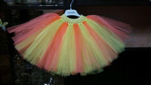 Одежда для девочек, ручной работы. Ярмарка Мастеров - ручная работа. Купить юбка пачка ту-ту  (из фатина). Handmade.