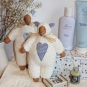 Куклы и игрушки ручной работы. Ярмарка Мастеров - ручная работа Овечки.. Handmade.