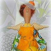 Куклы и игрушки ручной работы. Ярмарка Мастеров - ручная работа Фея Времени года в стиле Тильда. Handmade.