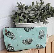 Сумки и аксессуары handmade. Livemaster - original item Cosmetic Bag Oriental. Handmade.
