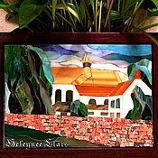 """Картины и панно ручной работы. Ярмарка Мастеров - ручная работа Мозаика """"Память"""". Handmade."""