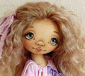 Куклы и игрушки ручной работы. Ярмарка Мастеров - ручная работа Лерочка. Текстильная кукла.. Handmade.