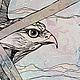 Иллюстрации ручной работы. Ярмарка Мастеров - ручная работа. Купить иллюстрации. Handmade. Самолет, серебряный, летчик, бумага, компьютерная обработка