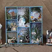 Подарки к праздникам ручной работы. Ярмарка Мастеров - ручная работа Волшебная коробка. Handmade.