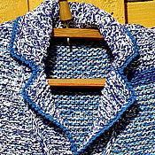Одежда ручной работы. Ярмарка Мастеров - ручная работа Жакет Морская мечта. Handmade.