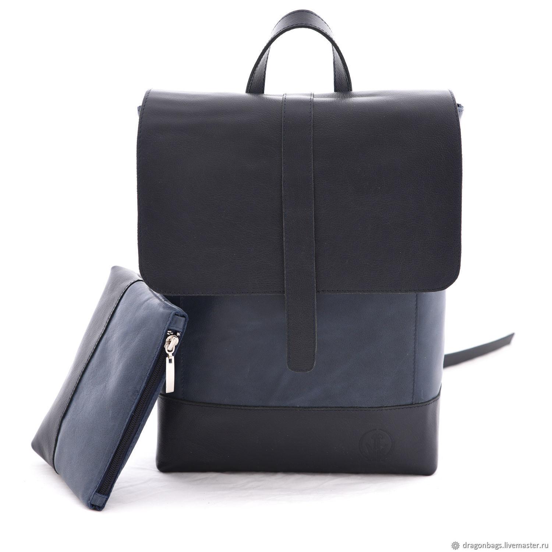 Backpack leather female 'Oxfort', Backpacks, Yaroslavl,  Фото №1
