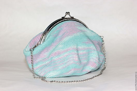 Женские сумки ручной работы. бисерная сумочка