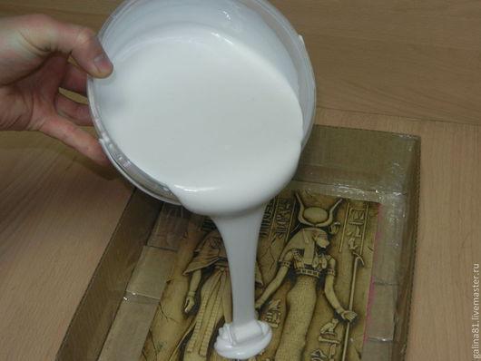Другие виды рукоделия ручной работы. Ярмарка Мастеров - ручная работа. Купить Силикон для  форм Силагерм 7130 (1,05кг). Handmade.