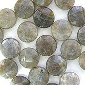 Материалы для творчества handmade. Livemaster - original item Labradorite beads stones. Handmade.