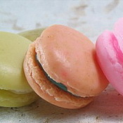 Материалы для творчества handmade. Livemaster - original item Silicone molds for soap Mini macarons. Handmade.