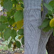 Аксессуары handmade. Livemaster - original item Knitted stockings