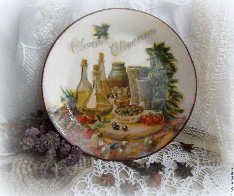 Бесплатные Схемы Вышитых Картин Как сделать декоративные тарелки самой