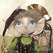 Куклы и игрушки ручной работы. Ярмарка Мастеров - ручная работа Эльф, помощник Санта Клауса.. Handmade.