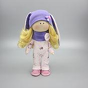 Куклы и пупсы ручной работы. Ярмарка Мастеров - ручная работа Авторская кукла ручной работы Эльза Кукла интерьерная текстильная. Handmade.