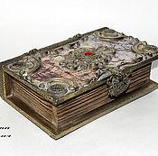 Для дома и интерьера handmade. Livemaster - original item Folio from the depths of centuries. Handmade.