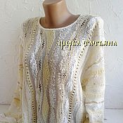 Одежда handmade. Livemaster - original item Knitted jumper