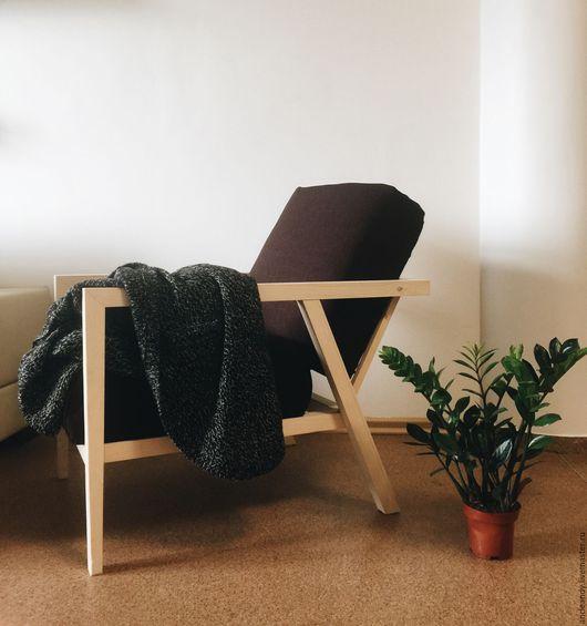 Мебель ручной работы. Ярмарка Мастеров - ручная работа. Купить Кресло. Handmade. Комбинированный, handmade, мебель ручной работы