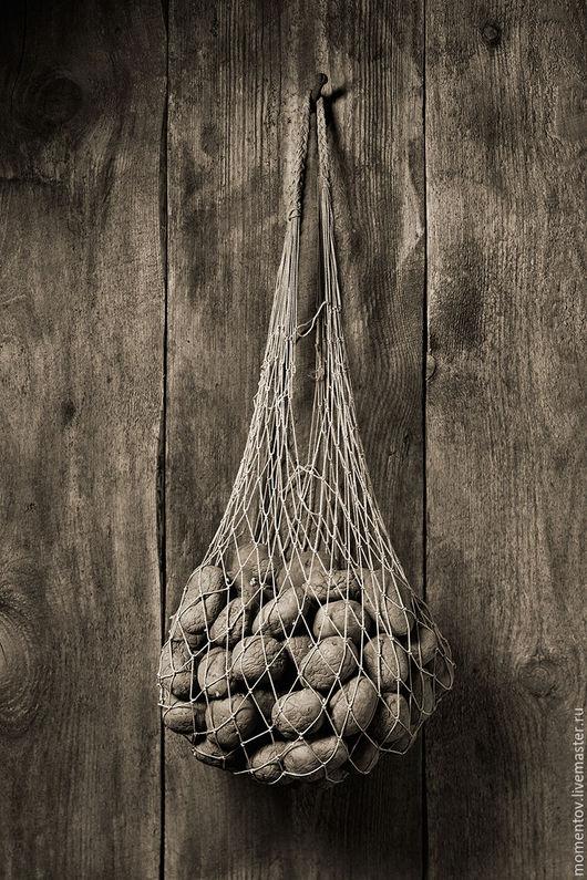 Фотокартины ручной работы. Ярмарка Мастеров - ручная работа. Купить Фотокартина Картошечка. Handmade. Картошка, доски, фотография в подарок, фотография