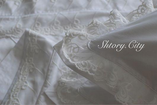 Текстиль, ковры ручной работы. Ярмарка Мастеров - ручная работа. Купить Постельное бельё на заказ. Handmade. Постельное белье, простынь