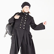 Пальто бохо теплое art.157a