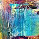 """Пейзаж ручной работы. """"Обитель Гномов"""" - авторская картина маслом на холсте (алла прима). ЯРКИЕ КАРТИНЫ Наталии Ширяевой. Ярмарка Мастеров."""