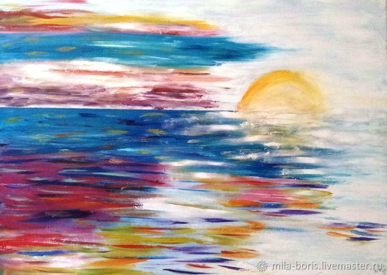 морское настроение, Картины, Оберхаузен,  Фото №1